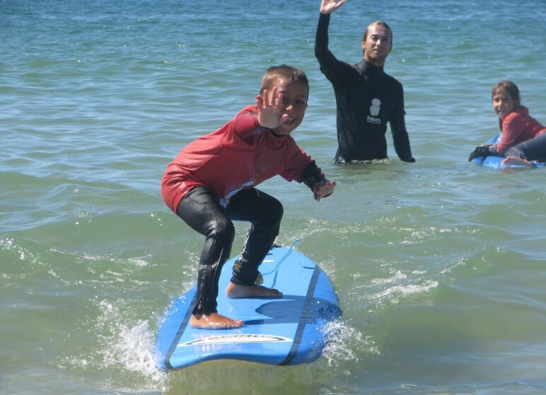 Kids Surf Lesson (Group)