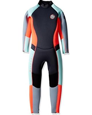 Rip Curl - DAWN PATROL 4 3mm BACK ZIP - Wetsuits Junior 96d7f4751